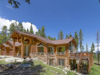 Secluded & Only 5 Minutes From Town! Amazing Views! - Breckenridge vacation rentals