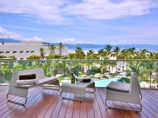 Icon Vallarta Luxury 2 BR with Direct Ocean Views! - Puerto Vallarta vacation rentals