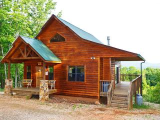 Bear Cub, Gorgeous, Romantic, Private with a view - Cleveland vacation rentals
