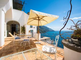 Villa Talia, in the heart of Positano - Positano vacation rentals