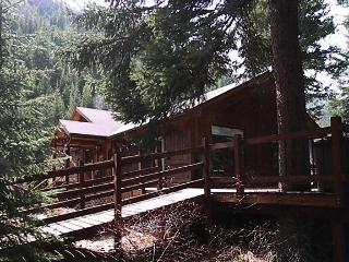 Perfect 3 bedroom Darby Cabin with Internet Access - Darby vacation rentals