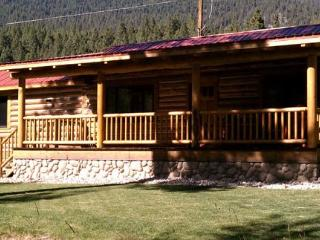 Charming Cabin with Internet Access and Satellite Or Cable TV - Darby vacation rentals