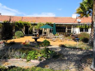 The Turtle house- California Ranch in San Luis O - San Luis Obispo vacation rentals