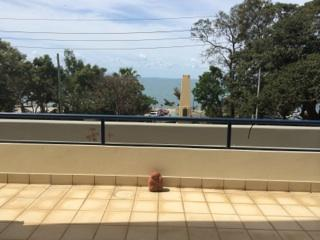 Spectacular views of Moreton Bay from this 2 bedroom fully furnished modern holiday apartment - Redcliffe vacation rentals