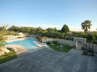 Apulian Masseria in olive grove and orchards - Martano vacation rentals