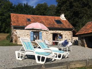 Nice 1 bedroom Cottage in Chamberet - Chamberet vacation rentals