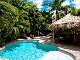 Pool - Coral Reef - 215 64th St - Holmes Beach - rentals
