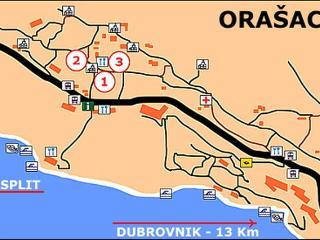 Perfect 3 bedroom Vacation Rental in Orasac - Orasac vacation rentals