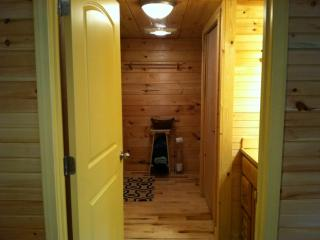 2br cabin in abingdon va on creeper trail - Abingdon vacation rentals
