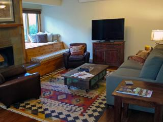 Contemporary One-Bedroom Condo Tucked Into Aspens Berry Patch 5 Mins from Slopes - Wilson vacation rentals
