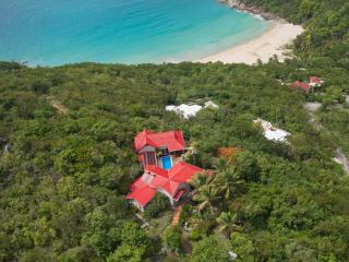 Magic Castle  2 BR Villa above  Little Bay Beach - Tortola vacation rentals