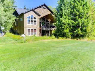 Luxury home w/ game room, pool table, hot tub, & nearby golf - McCall vacation rentals
