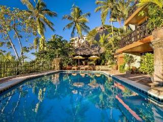Cozy & Stylish Beachfront Villa Casa Septiembre with Pool, Palapa Bar & Views - Puerto Vallarta vacation rentals