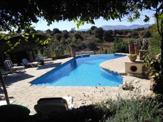 Stunning hispano moorisch rustic retreat,  max. 6 - Antequera vacation rentals