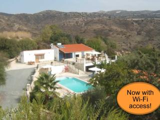 Enjoy Peace and Quiet at Cyprus Country Holidays - Vavla 			 vacation rentals