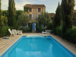 Ivy House Oupia. Village house with pool. Sleeps10 - Oupia vacation rentals
