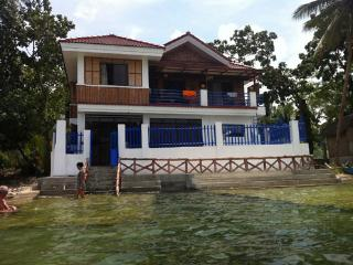 Beautiful Beachfront Home for Rent in Baclayon, Bohol - Bohol vacation rentals