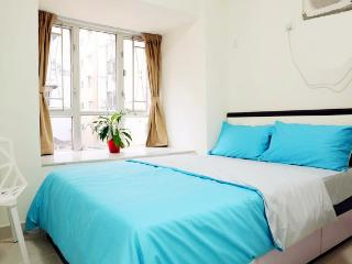 Mong Kok Center, 2 bedrooms with private garden - Hong Kong vacation rentals