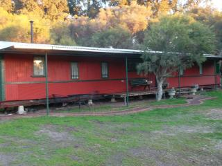 Rusty Hollow Railway Carriage - Perth vacation rentals
