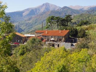 Old Pyreneeen Farmhouse With Beautiful Views - Amelie-les-Bains-Palalda vacation rentals