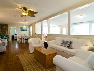 Surfside Retreat in St. Augustine/Vilano Beach - Saint Augustine vacation rentals