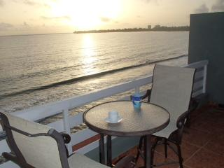 Spectacular Sunrise and  Sunset...... as close as your front window!!! - Luquillo vacation rentals
