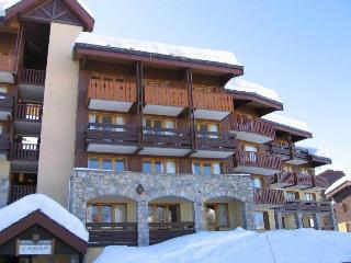 1 bedroom Apartment with Central Heating in Les Coches - Les Coches vacation rentals