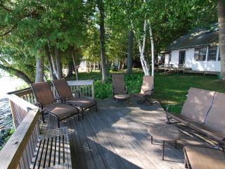 Torch Lake Exceptional Lakefront Cottage - Alden vacation rentals