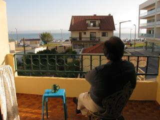 Flat over the sea, 1 minute to the beach - Figueira da Foz vacation rentals