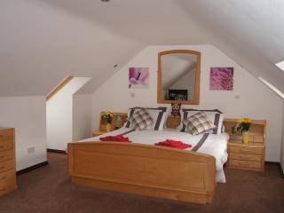Bright House with Deck and Dishwasher in Brecon - Brecon vacation rentals