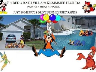 Welcome to the Great Escape at Lake Berkley Resort - Kissimmee vacation rentals