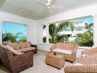 Ocean view The Palms at Schooner Bay steps to the beach with luxe amenities access - Saint Peter vacation rentals