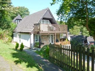 HILLSIDE, pet-friendly lodge, use of pools, sauna, tennis, near Gunnislake, Ref 17180 - Gunnislake vacation rentals