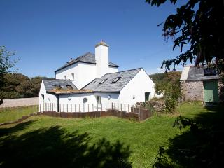 Pet Friendly Holiday Cottage - Bangeston Farmhouse, Angle - Angle vacation rentals