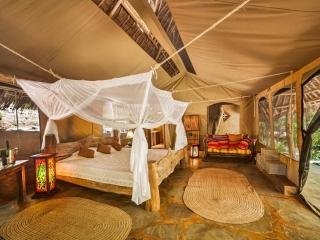 Luxury Private Secure Beach Cottage/Tent - Tiwi vacation rentals