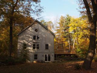 Beautiful Berkshire post and beam house - Becket vacation rentals
