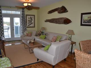 Newly Designed Contemporary 2/2 Waterfront Condo - Horseshoe Beach vacation rentals