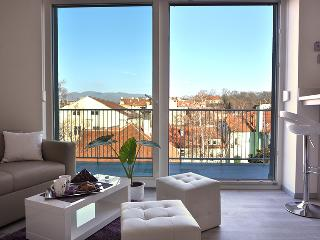 Mini Penthouse with Amazing View, Private Parking - Zagreb vacation rentals