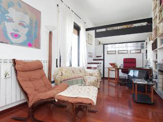 Breathtaking view studio in the center of  Rome - Rome vacation rentals