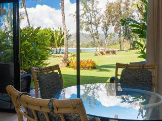 Lae Nani 314: Fabulous ocean view 1br/1ba, steps to sand, pool and tennis - Kapaa vacation rentals