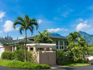 Villas of Kamalii 46: a/c, mountain/golf course views, easy to beach/shopping - Kauai vacation rentals