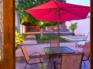 JUST RENOVATED - Casa Ki'in (The Sun House, in maya). Centro Merida - Merida vacation rentals