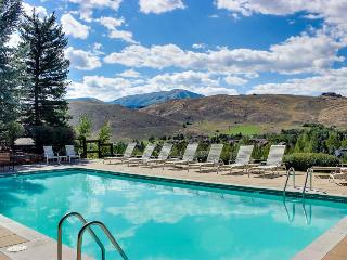 A beautiful quiet condo & Elkhorn's most scenic pool/hot tub - Sun Valley vacation rentals