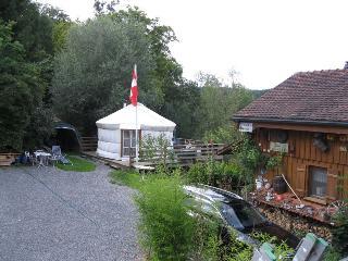 Swissyurt die spezielle Übernachtung für Romantike - Bischofszell vacation rentals