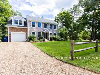 WILLV - Exquisite Designer Home,  10 minute Walk to Oak Bluffs Town Center,  Screened Porch, Patio Dining Area, Landscaped Yard, Professionally Decorated, AC - Oak Bluffs vacation rentals