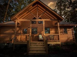 Golden View - Cherry Log GA - North Georgia Mountains vacation rentals