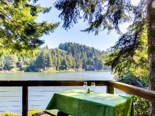 Dog-friendly lakefront home w/ convenient location & private deck! - Florence vacation rentals