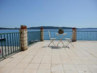 Seafront Apartment in Kastel Sucurac near Split - Kastel Sucurac vacation rentals