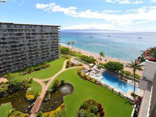 Beautiful, Remodeled Ocean View Studio on Ka'anapali Beach - Kaanapali vacation rentals