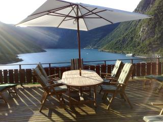 Geiranger fjord - Amazing house and view - Wildair - Geiranger vacation rentals
